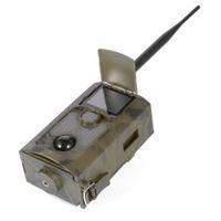 Hot Sales HC500M HD 12MP Cámara de rastreo GSM MMS GPRS SMS Control Scouting de infrarrojos de la caza de la fauna Cámara