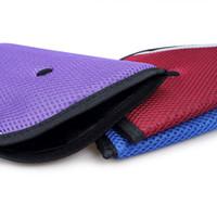Wholesale Car Safety Seatbelt For Children Car Seatbelt Adjuster Mesh Seat Belt Cove Hot Sale Sold By EWIN24