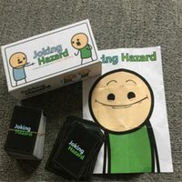 Wholesale Board Games Joking Hazard Party Toy Card Game Funny Games for Adults With Retail Box Comic Strips Card Games Hot Sell DHL