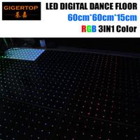 acrylic panel price - Ex Works Price cmx60cm Led Digital Dancing Floor RGB IN1 X6 Dot Pixel Acrylic Panel White Black Dance Stage Floor mm Thick