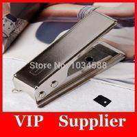 Wholesale 50pcs New Cutter Convert Standard Nano Micro SIM Card Cutter For iPhone G S