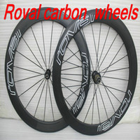 Wholesale By EMS mm full carbon fiber cycling bike wheels UD matt finisn clincher road bike wheels mm wide C carbon wheelset