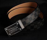 Wholesale 2016 hot fashion luxury l v belt fashion crime hot designer took me male brand of high quality leather ff belt
