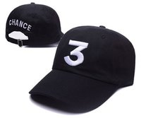 best chance - best quality Popular CHANCE the rapper Hat Letter Embroidery Baseball Cap Hip Hop Streetwear Frog Snapback Daddy Hat Bone