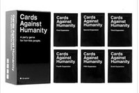 Wholesale PPP UK US UK Basic Edition Cards Of Humanity Expansion Complete Set Cards For Humanity Christmas Fast delivery