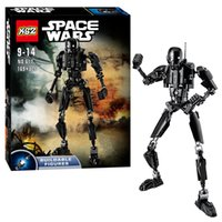Star Wars 11 pouces Rogue One figures Robot K-2SO bloc d'action jouets d'action jouets DHL expédition E1979