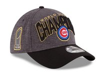 locker - CUB Baseball Hat CHICAGO CUBS WORLD SERIES CHAMPIONS Locker Room Baseball Hat Cap