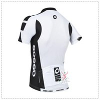 assos bib shorts - new factory summer Assos Team breathable Cycling jerseys Cycling wear Cycling clothing with short sleeve Bib Shorts