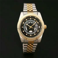 Wholesale The of the luxury brand automatic watch men s fashion leisure diamond ornament quartz watch