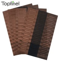 bamboo placemats - Top Finel PVC Placemat for Table Mat Pad Drink Wine Coasters Bamboo Placemats Dining Table Place Mat Kitchen Table Linens