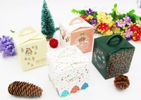 apple corrugated box - cheap holiday products and creative Christmas apple box candy fruit packing gift box Christmas Eve