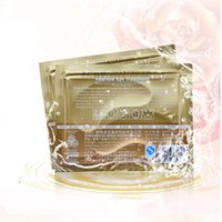 Wholesale Pilaten Crystal Collagen Eye Mask Anti puffiness Dark circle Anti wrinkle moisture For Eyes Care DHL Free