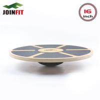 balance board wooden - Balance Board Wooden Balance Board with Non Slip Pad Wobble Board quot