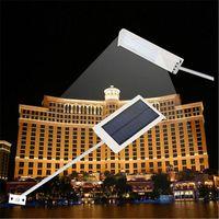 Wholesale New Waterproof Solar Sensor Wall Street Light Outdoor Garden Led Lamp