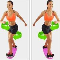 balance trainer board - Fit Board Balance Board Yoga Fitness Sports Trainer Workout Board Yoga Fitness Balance Trainer DHL