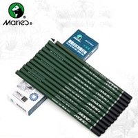 Wholesale Marie s Charcoal Pencil For Painting Drawing Lapiz Set Student Stationery School Supplies Pencils for School