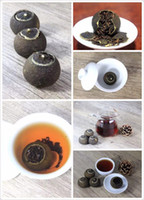 Wholesale China new product Puer with dried tangerine peel tea for more than years puer sales good