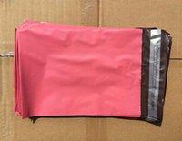 Pink Express Bag / Poly Mailer Envio de correo / autoadhesivo Bolsa de plástico