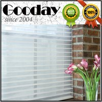 Wholesale white color Shangrila blind or shangri la blind for house window