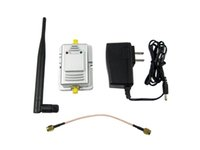 Wholesale 2W b g GHz Wifi Signal Booster Broadband Amplifiers extend the signal cover range
