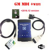 airbags for trucks - Newest product GM MDI wifi hdd for gm diagnostic tool for cars trucks with free DHL shipping