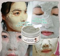 Wholesale Carbonated Bubble Clay Mask Elizavecca Milky Piggy Moisturising Maks Facial Mask Face Mud Mask Whitening Anti Aging Oil Control