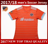 american football houston - new Houston Soccer jersey DYNAMO Home Thai quality football shirt Houston Soccer uniforms MLS Dynamo American Major League jersey