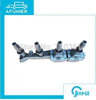 Wholesale 12 months quality guarantee Ignition coil for PEUGEOT CITROEN OE No DMB868 PSA597080