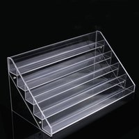 Wholesale Five Layers Multilayer Transparent Clear Acrylic Tattoo Ink Holder Tattoo Accessories accessoire de tatoo Tattoo Supplies
