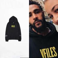 Wholesale Justin Bieber Black Hoodie Sweatshirt For Man Woman Purpose Tour Pullover Hoodie Brooklyn New York Autumn Winter Collection
