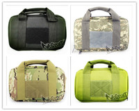 Wholesale Tactical combat readiness for manufacturers selling outdoor camping leisure computer bags Oxford cloth bag handbag camouflage function