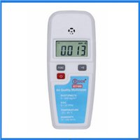 air moisture meter - EET100 in VOC Formaldehyde Detector PM2 Air Quality Monitoring Tester Dust Haze Temperature Humidity Moisture Meter