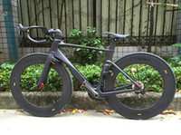 Wholesale Hot sell V as Full Carbon Road complete Bike Bicycle With Ultegra Groupset For Sale mm carbon wheelset