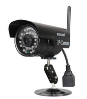 al por mayor wireless bullet hd outdoor camera-Wanscam Megapixel HD Venta al por mayor Wireless WiFi CCTV al aire libre impermeable Night Vision Webcam Red de Seguridad Bullet IP Camera