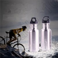 Wholesale Beer Bottle Armour Koozie Keeper ML Stainless Steel bottle Insulator Cool Drinking Sports Mug Vacuum Flask Cups OOA1030