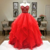 Model Pictures amazingly beautiful - Amazingly Quinceanera Dresses Beautiful Tulle and Organza Prom Gown with Floral Embroidered Sweetheart Bodice Billowy Ruffled Skirt