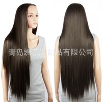 Wholesale 180 Density silk top Lace Front wigs with baby hair brazilian virgin medium size cap Straight Human Hair wigs for black women
