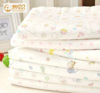 Wholesale Ranbeibei Four layers of gauze cotton baby towel cotton soft newborn baby bath towel oversized