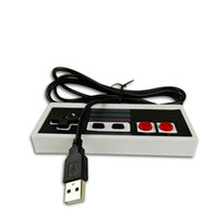 For NDS USB Controller Basic Classic Retro Wired USB Game Controller For Nintendo NES JoyStick Controle For Windows PC for MAC Gamepad