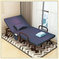 Wholesale Luxury Folding Bed with Rollaway Wheels cm