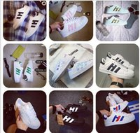 Wholesale Superstar White Superstars Sneakers Super Star Women Men Sport casual shoes