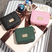 best interior colors - Best PU Leather Wallet Button Clutch Purse Short Handbag Bag Colors For Woman Lady gift