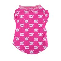 Wholesale 2017 Hot selling small dog s T shirt teddy dog clothes small pet s clothes spring clothes
