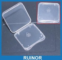 Wholesale GB GB GB SD RS MMC Memory Card Protection Box Cases for sd CARD Adapters