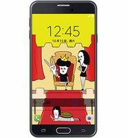Precio de 3g usb libre-Smartphone libre J7 Prime Gohone pantalla de alta definición de 5.5 pulgadas Andrews 6.0 quad-core 3G de la red MTK6580 desbloquea el teléfono elegante
