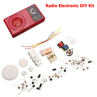 Wholesale Hot Sell Seven AM Radio receiver Electronic parts kit DIY Kit Electronic training Kit HX108