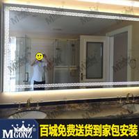 compra colgando espejos sin marcoespejo colgante sin marco del cuarto de bao de la with espejos sin marcos