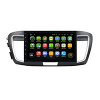 africa plays - Mirror Link Quad Core din Android Car Radio dvd gps for Honda Accord With G WIFI Bluetooth TV USB DVR Car DVD Play