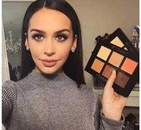 Wholesale New Makeup Face Powder Foundation concealer Ana CONTOUR CREAM KIT color LIGHT MEDIUM DEEP Free DHL Shipping