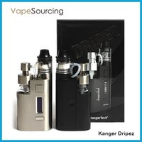 battery powered pump - Kanger Dripez Starter Kit with Two Pumps Fit ML bottles for Easy Liquid Addition Powered By Single Battery Original